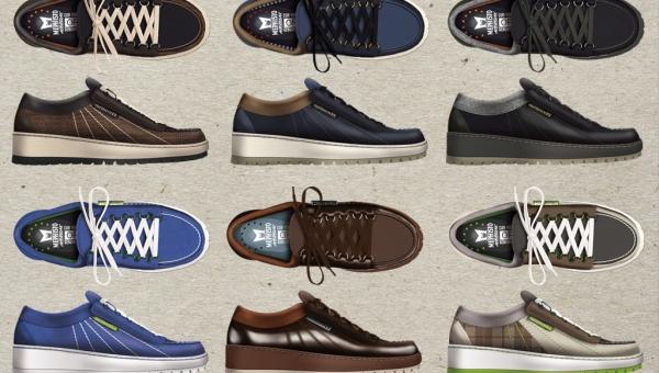 mephisto footwear design