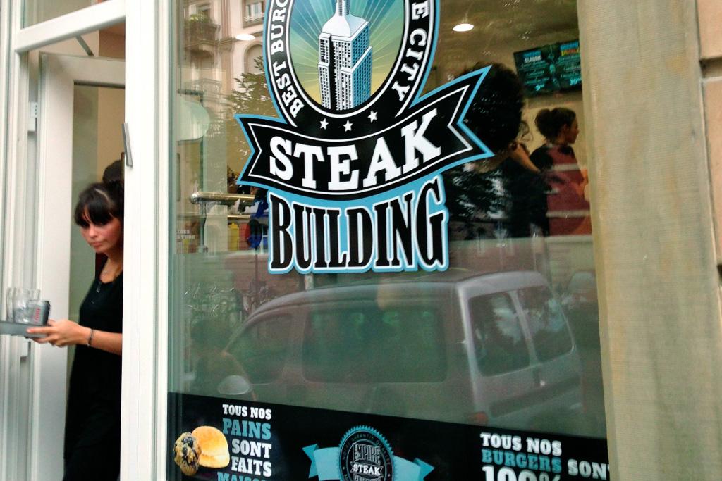 branding franchise restaurant