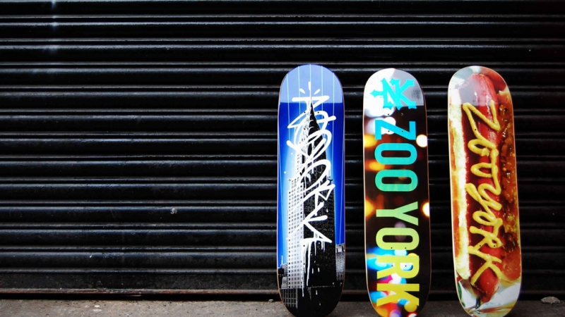 Apparel Design and Merchandising for a Skate Brand