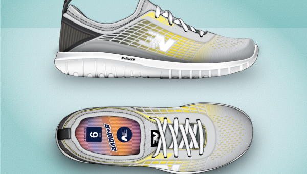 athletic footwear design