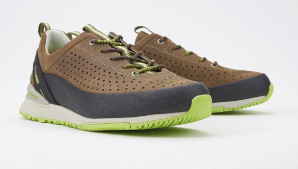 outdoors footwear design