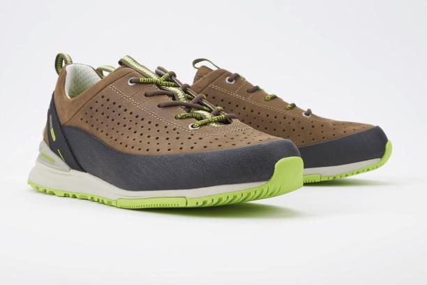 Outdoors footwear design